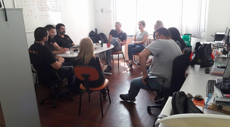 Reunião do Conselho Deliberativo